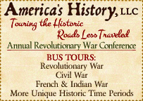 American History tours, Revolutionary war, American Civil War, American battlefields, Revolutionary War conference